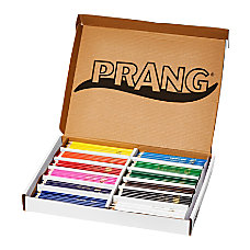 Prang Color Pencils Master Pack 33