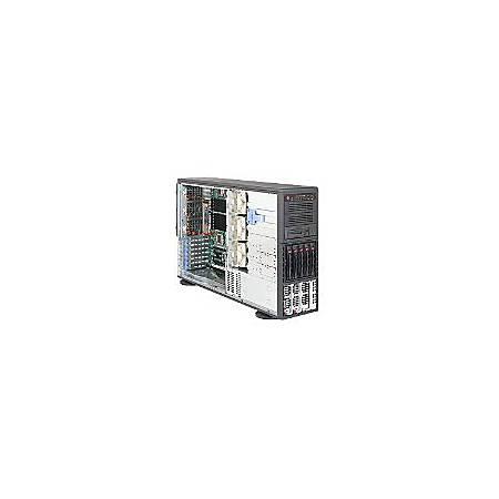 Supermicro A+ Server 4041M-32R+B Barebone System - nVIDIA MCP55 Pro - Socket F (1207) - Opteron (Quad-core), Opteron (Dual-core) - 1000MHz Bus Speed - 128GB Memory Support - Gigabit Ethernet - 4U Tower