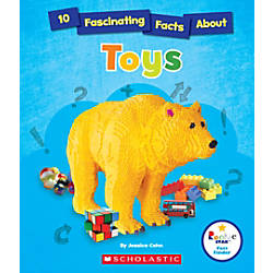 Scholastic Rookie Star Fact Finder 10