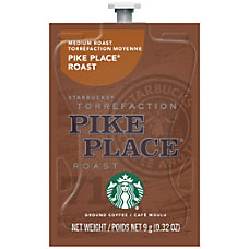 Starbucks Coffee Pike Place Freshpacks 032