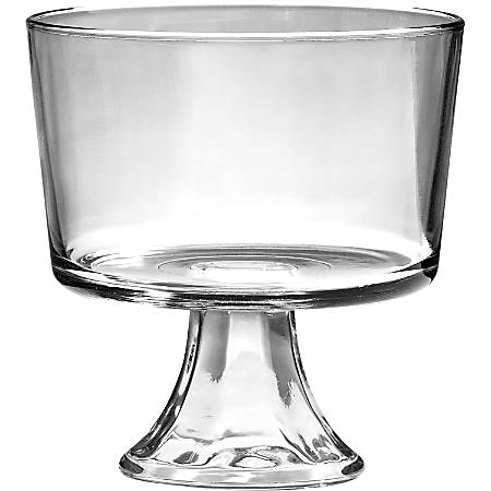 Anchor Hocking Presence Footed Trifle