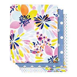 Divoga 2 Pocket Poly Folder Happy