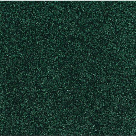 The Andersen Company Stylist Floor Mat, 3' x 4', Glen Green