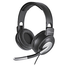 Compucessory Boom Microphone Stereo Headset Stereo