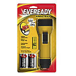 Eveready Industrial 2D LED Flashlight Yellow
