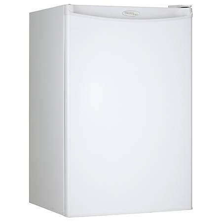 Danby Designer 4.4 Cu. Ft. Compact Refrigerator, White