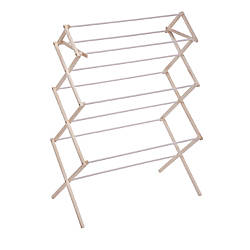 Honey Can Do Wood Drying Rack