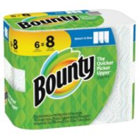 6-Pack Bounty Select-A-Size 2-Ply Paper Towels Deals