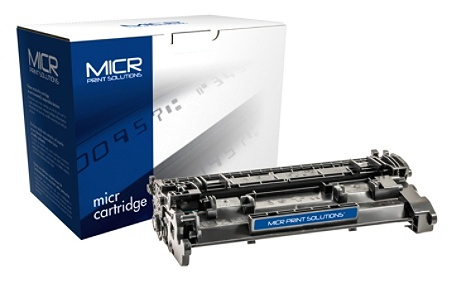 Clover Imaging Group MICR Toner Cartridge Replacement For HP 26A Black Item  # 276335