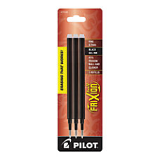 Pilot FriXion Erasable Gel Pen Refills