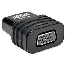 Tripp Lite HDMI to VGA Adapter