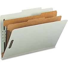 Nature Saver K Fastener Classification Folders