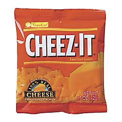 Keebler Cheez It Crackers 15 Oz