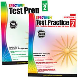 Spectrum Test Prep And Practice Classroom