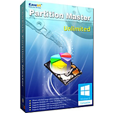 EaseUS Partition Master 100 Unlimited Edition