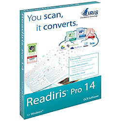 Readiris Pro 14 for Windows Download