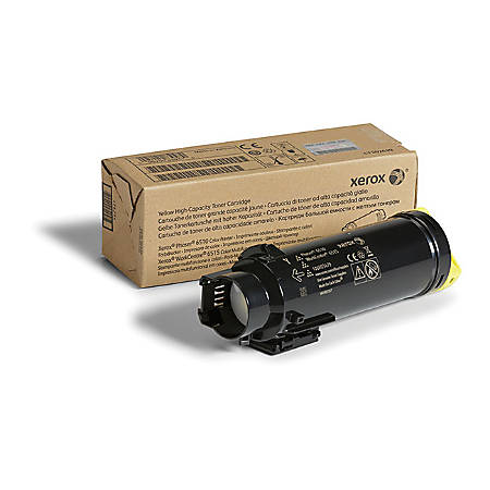 Xerox® 106R03479 High-Yield Yellow Toner Cartridge