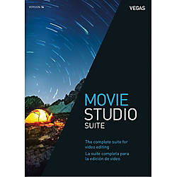 VEGAS Movie Studio 14 Suite Download