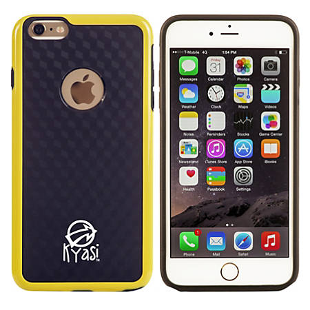 Kyasi Dimensions Case For Apple® iPhone® 6 Plus, Yellow
