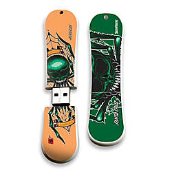 Santa Cruz Spider SnowDrive USB Flash