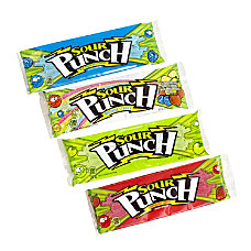 Sour Punch 4 Flavor 6 Bag