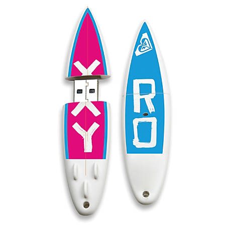 Roxy Custom 1 SurfDrive USB Flash Drive, 16GB