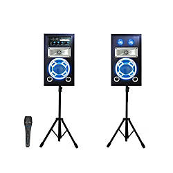 Technical Pro STAGE50 Bluetooth Stage Speakers