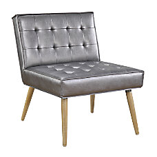 Ave Six Amity Chair Tufted Accent