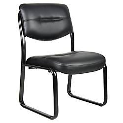 Boss Guest Chair BlackBlack