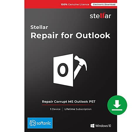 Stellar Repair for Outlook Professional