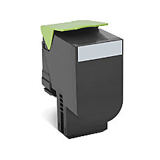 Lexmark 80C1SK0 Return Program Black Toner