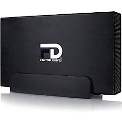 Fantom Drives 2TB External Hard Drive