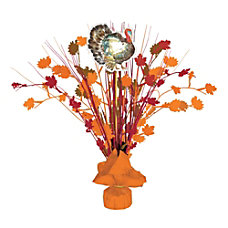 Amscan Classic Thanksgiving Foil Spray Centerpieces