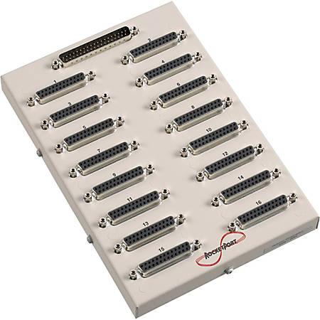 Comtrol RockerPort 16-port Serial Interface - External