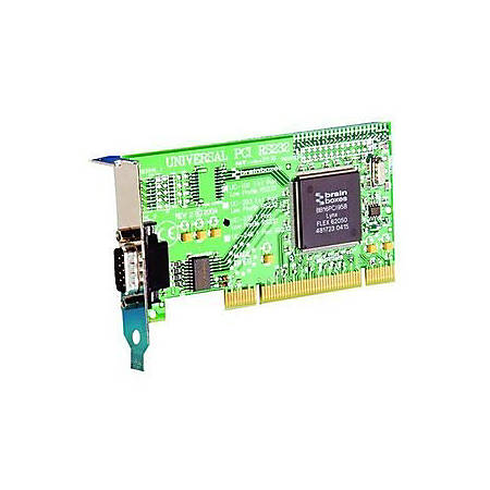 Brainboxes UC-235-001 1-port Low-profile Serial Adapter