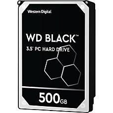 WD Caviar Black 500GB 35 Internal