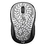 Logitech® M325C Collection Wireless Optical Mouse, Himalayan Fern, 910-005658