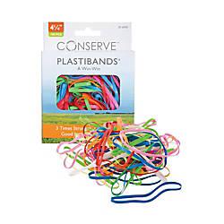 Baumgartens Plastibands 4 14 Assorted Colors