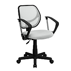 Flash Furniture Mesh Low Back Swivel