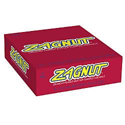 Zagnut Candy Bars 175 Oz Pack