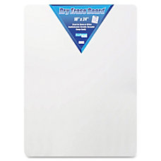 Flipside Unframed Dry Erase Board 18