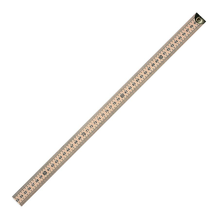 graphic about Printable Meter Sticks identify Westcott® Meter Adhere Ruler Product # 279832