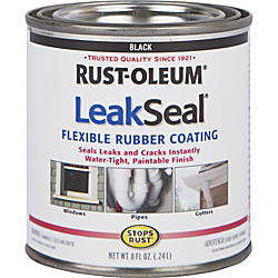 LeakSeal Brush Flexible Rubberized Coating 8