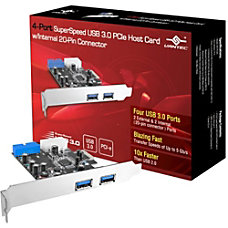 Vantec 4 Port SuperSpeed USB 30