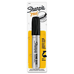 Sharpie King Size Permanent Marker Chisel