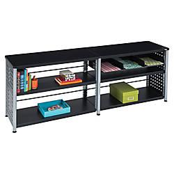 Safco Scoot Credenza Contemp Design Bookcase