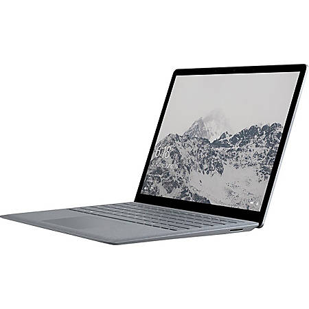 """Microsoft® Surface Laptop, 13.5"""" Touchscreen, Intel® Core™ i7, 16GB Memory, 512GB SSD, Windows® 10 S Operating System"""