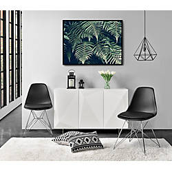 DHP Mid Century Modern Molded Chairs