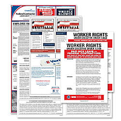 ComplyRight Federal Contractor Poster Bundle English