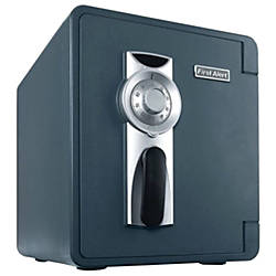 First Alert 2092F BD Security Safe